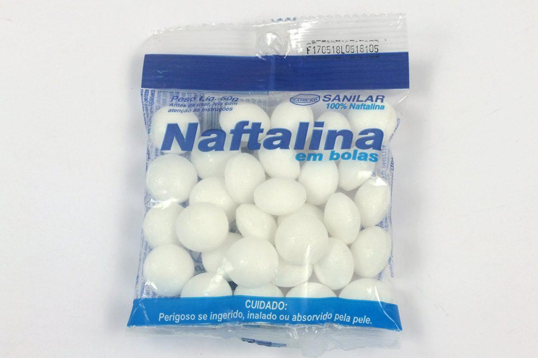 Naftalina-em-bolas